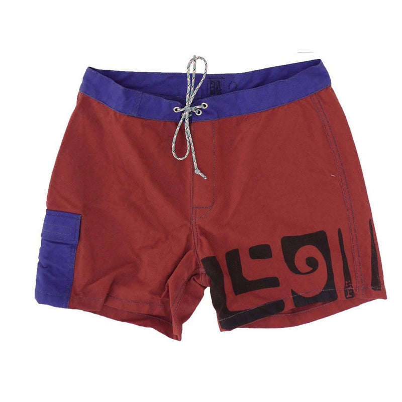 Skipper Board Shorts - Coral