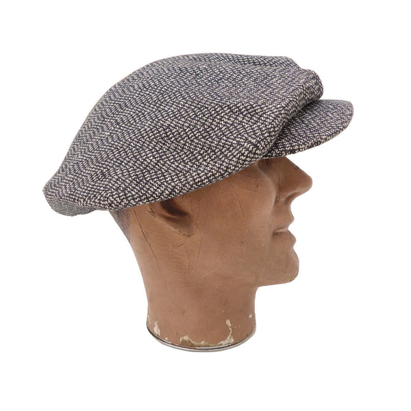 Casquette La Deffe - Grey HBT Tweed