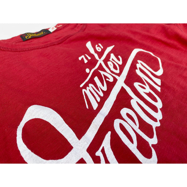 "Shop Tee ""MF Signature"""
