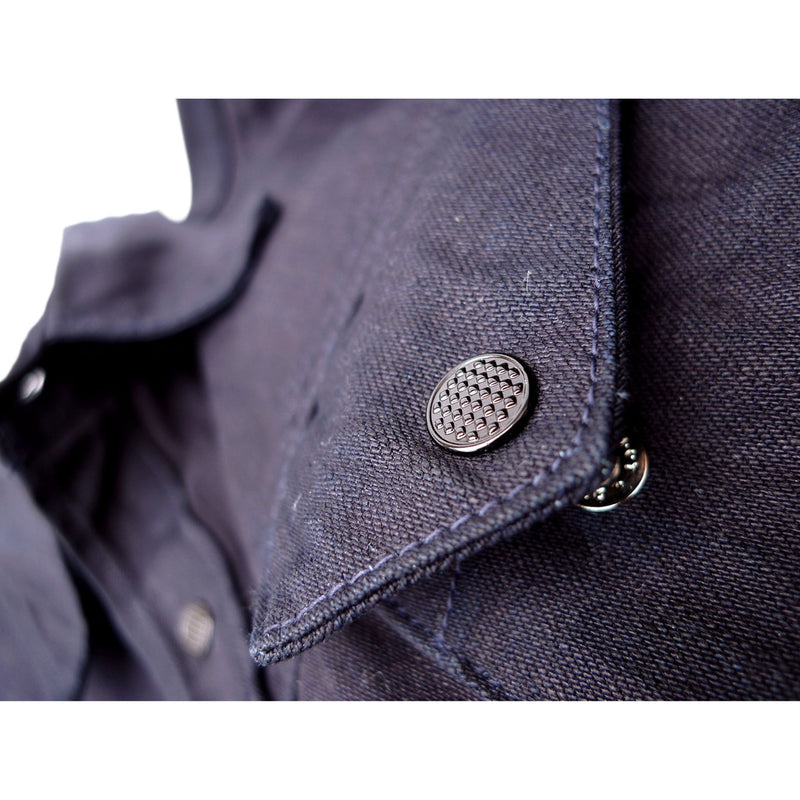 Appaloosa Shirt - Double Indigo Twill
