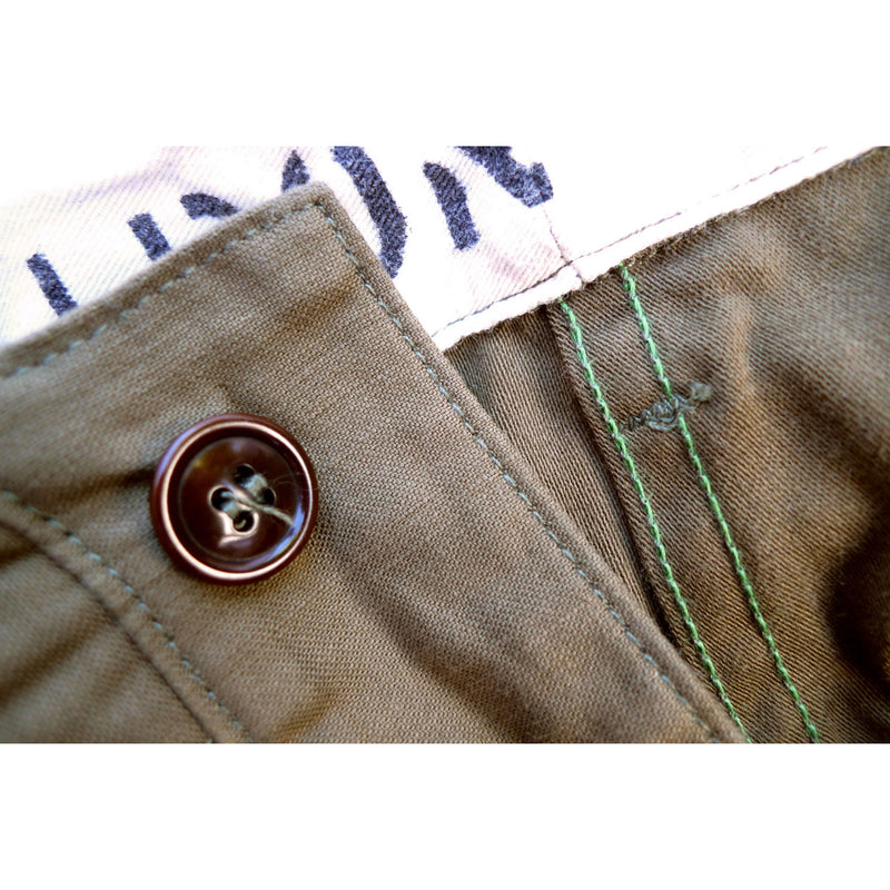 Sportsman Chinos - OG Sateen