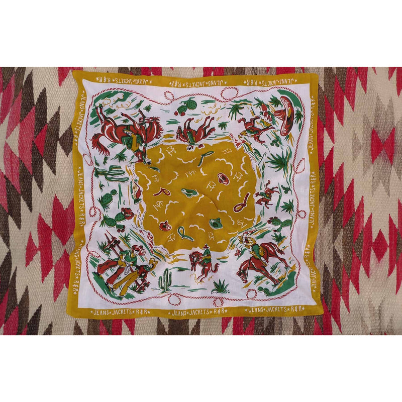 Ranch Kerchief - Yellow