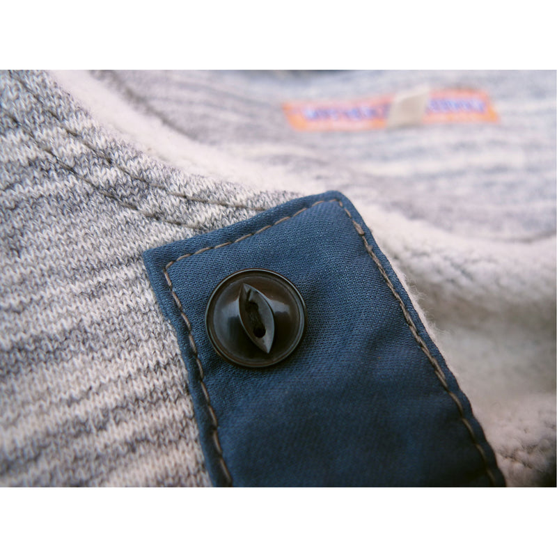 El Jefe Henley - Grey Heather