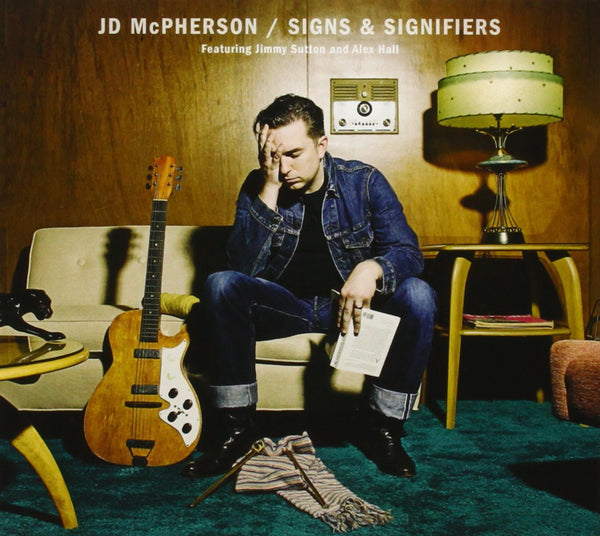 "J.D. McPherson - ""Signs & Signifiers"""