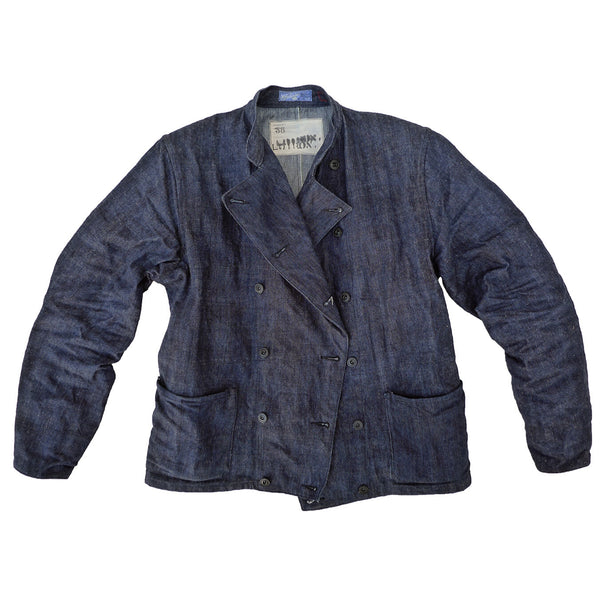 Mécano Jacket Hawaii Denim