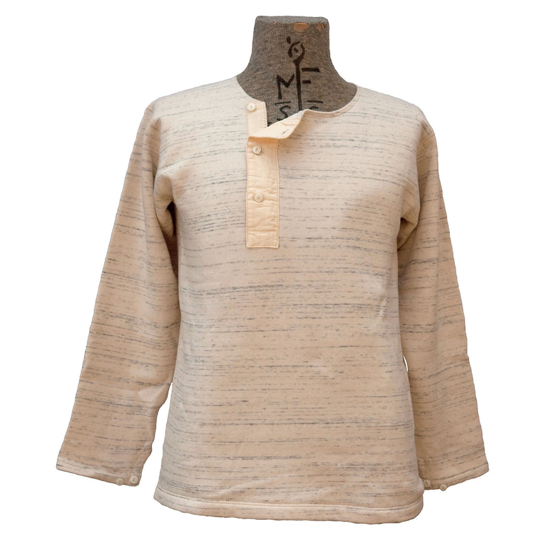 El Jefe Henley - Natural Heather