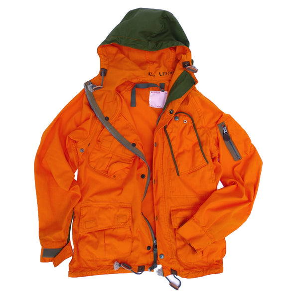 Skipper Jacket - Orange