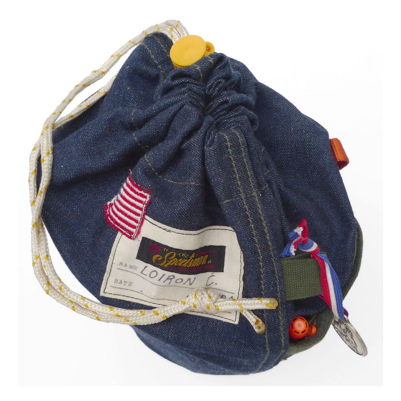 Denim Fly Bag