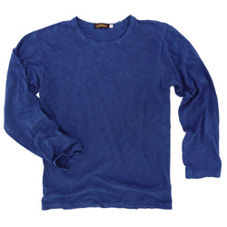 Fletcher T-Shirt Indigo Dyed