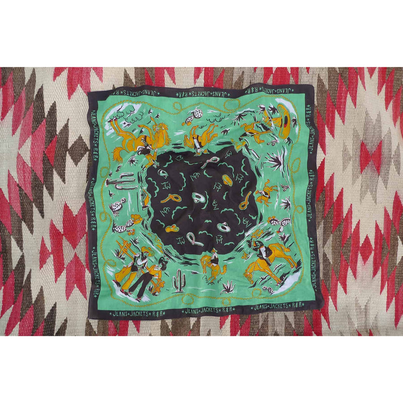 Ranch Kerchief - Green