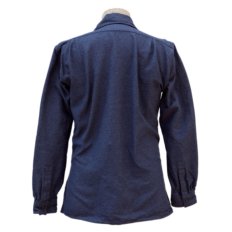 Ranchero Shirt - Indigo Covert