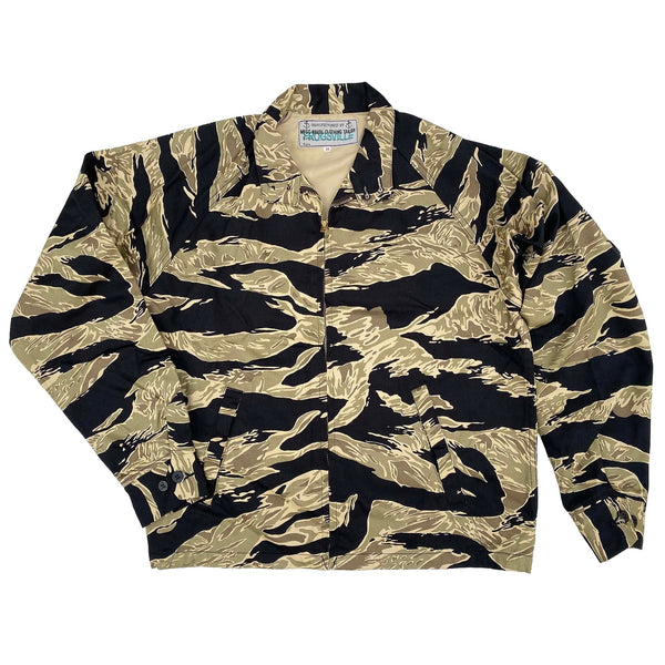 Advisor Jacket - Gold Tiger Stripe Camo