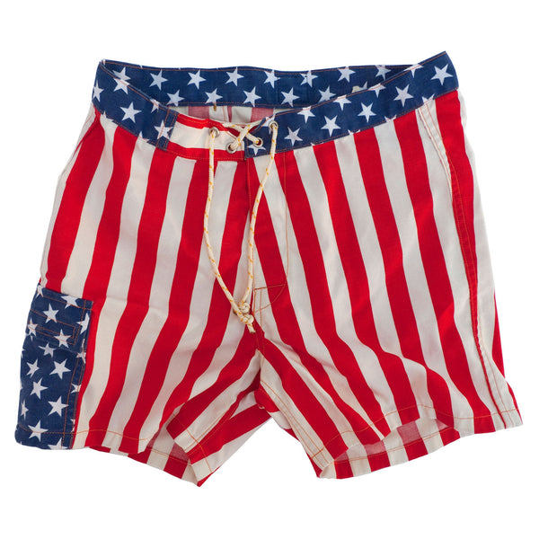 "Aventure Beach Trunks ""Apollo Creed"""