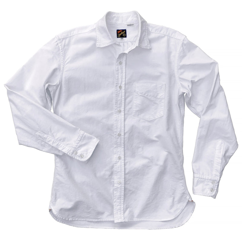 Aristocrat Shirt: Classic, versatile, elegant yet casual shirt style. Slim and trim silhouette.