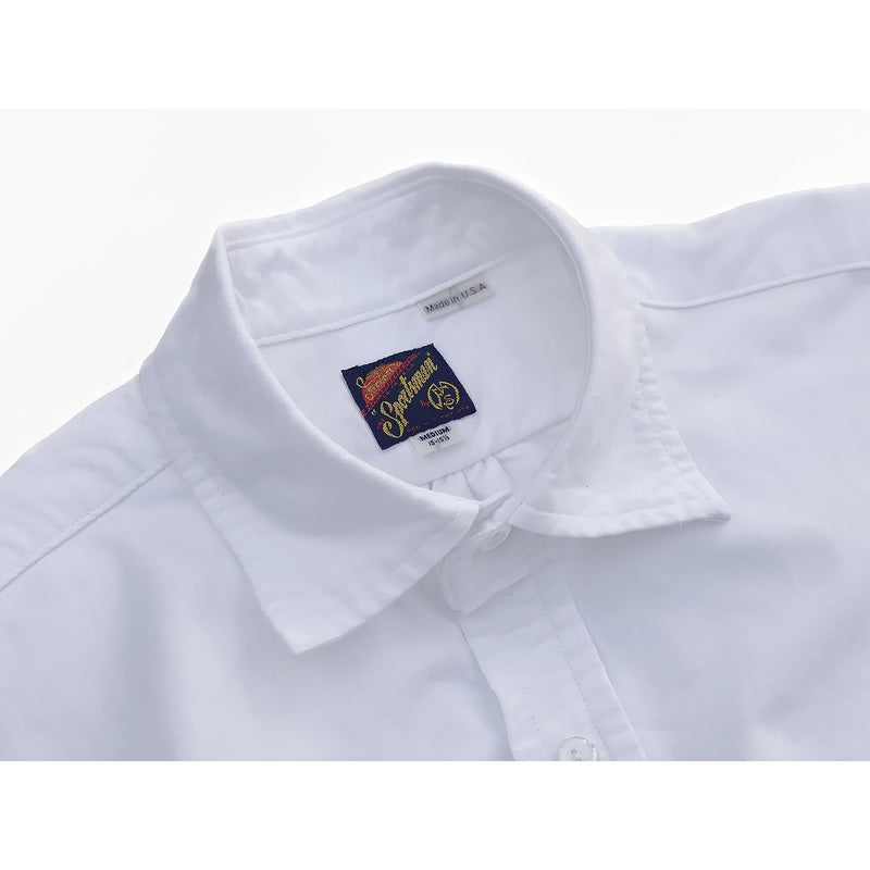Aristocrat Shirt: Classic spread collar with British flair.