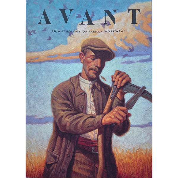 Avant Magazine - Anthology of French Workwear