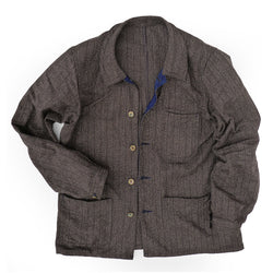 Veste Belleville - Stripe Covert