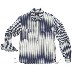 Berkeley Pull Over Shirt - Hickory