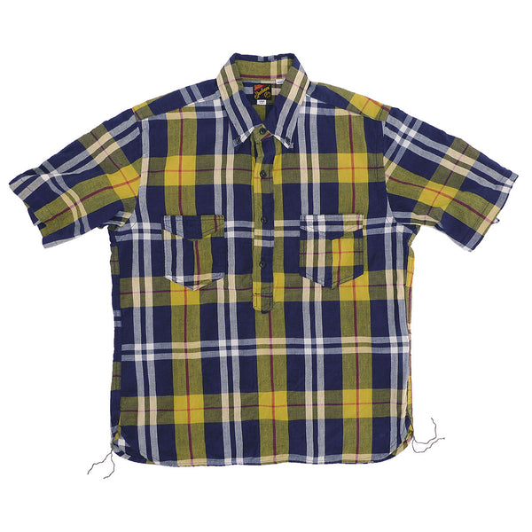 Berkeley Pull Over Shirt - Safron