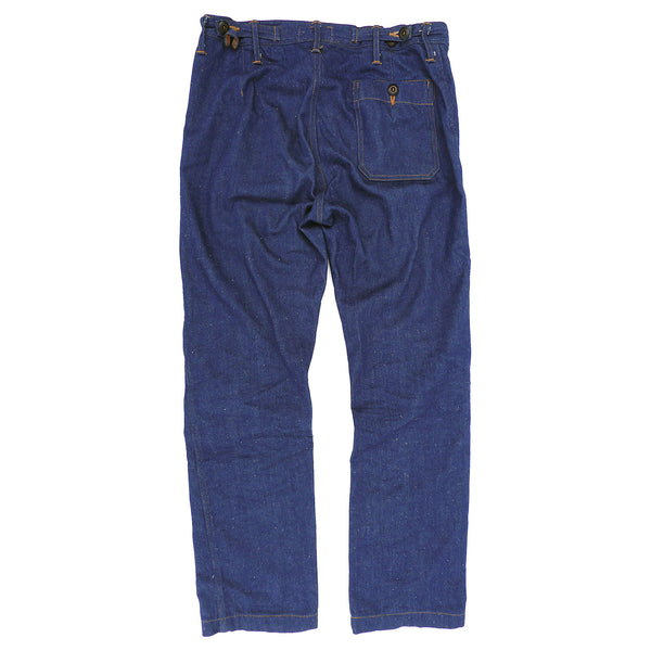 Bosco Pants - Nep Denim
