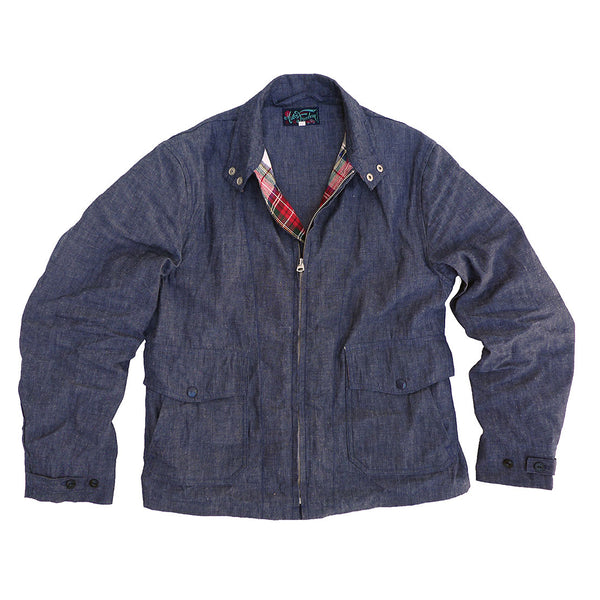 Breezer Jacket Type II - Chambray