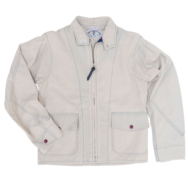 Breezer Jacket - Off White