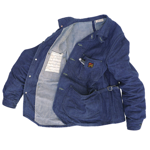 Conductor Jacket - Malibu Denim