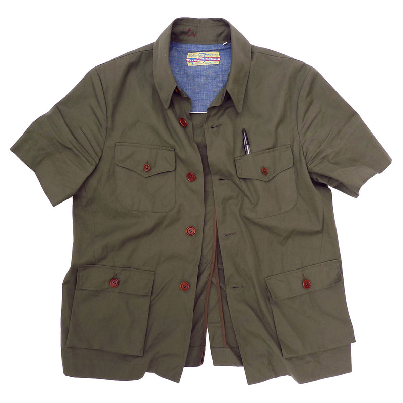Le Continental Shirt - Bush