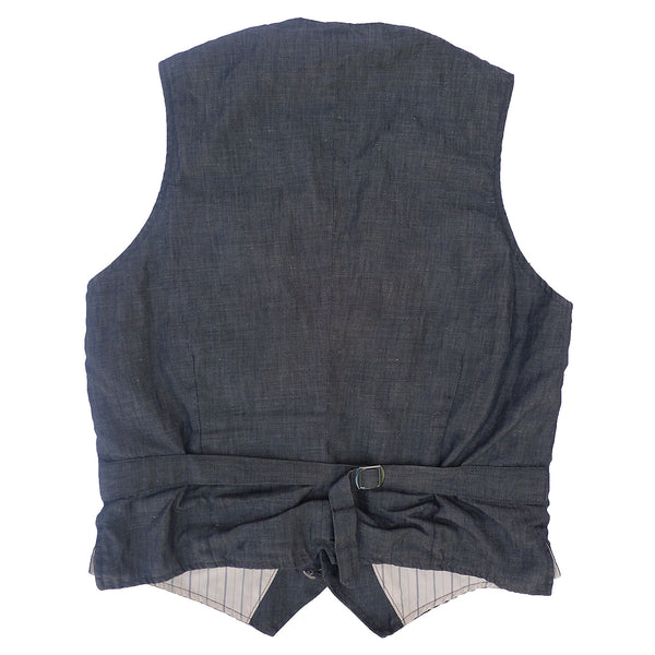 Continental Vest - Charcoal