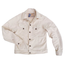Cowboy Jacket - Wheat Pique