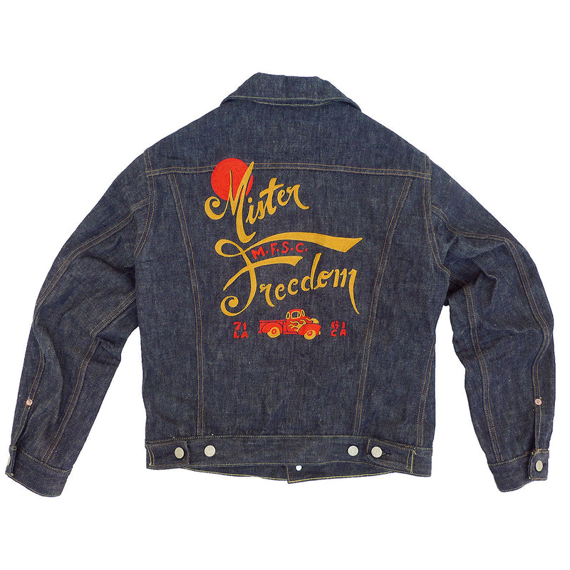 "Cowboy Jacket ""Rodeo Okinawa 301"""