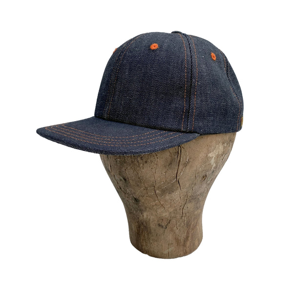 Feed Cap - NOS Cone Denim