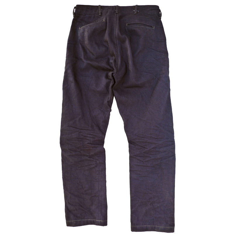 Garrison Pants - Double Indigo Twill