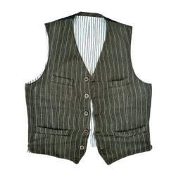 Gilet de Ville - Covert Grey