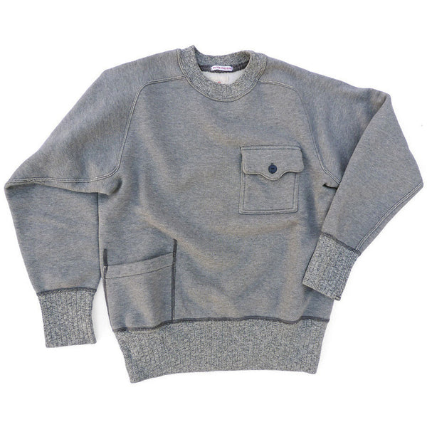 Mechanic Sweatshirt - Grey