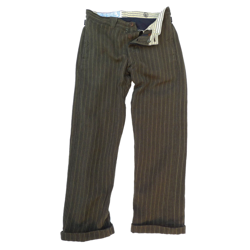 Le Pantalon Apache - Grey Covert