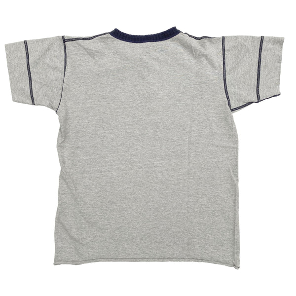 Gym Henley - Heather Grey
