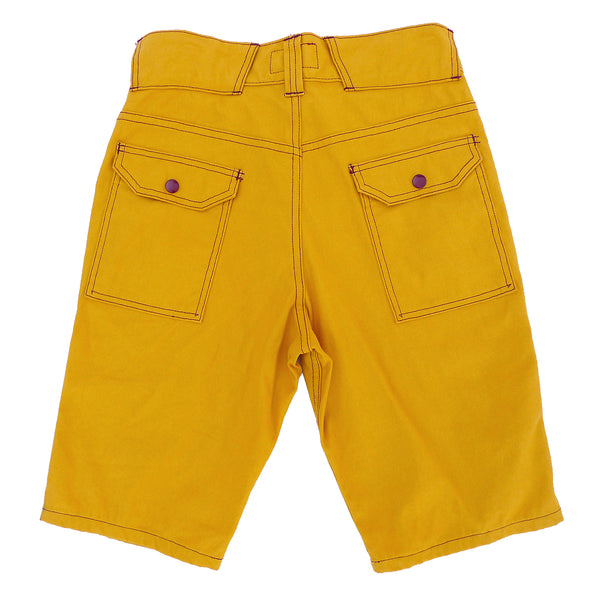 Manureva Deck Shorts - Banana