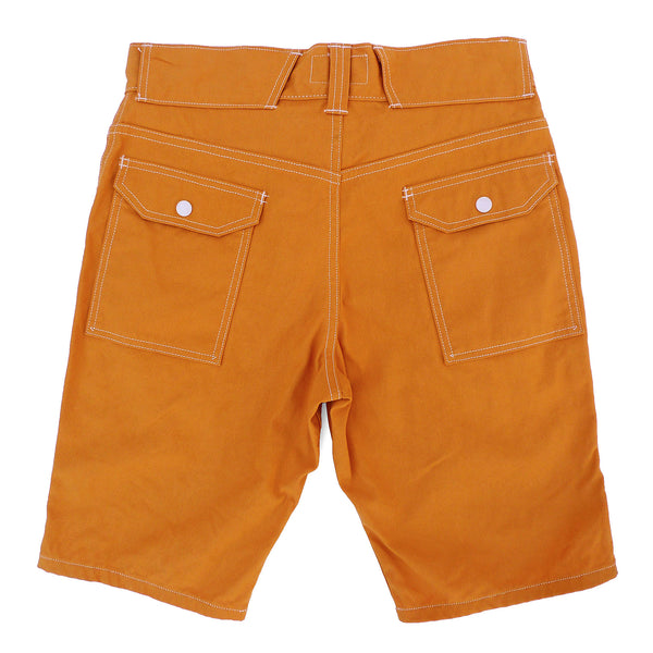 Manureva Deck Shorts - Orange