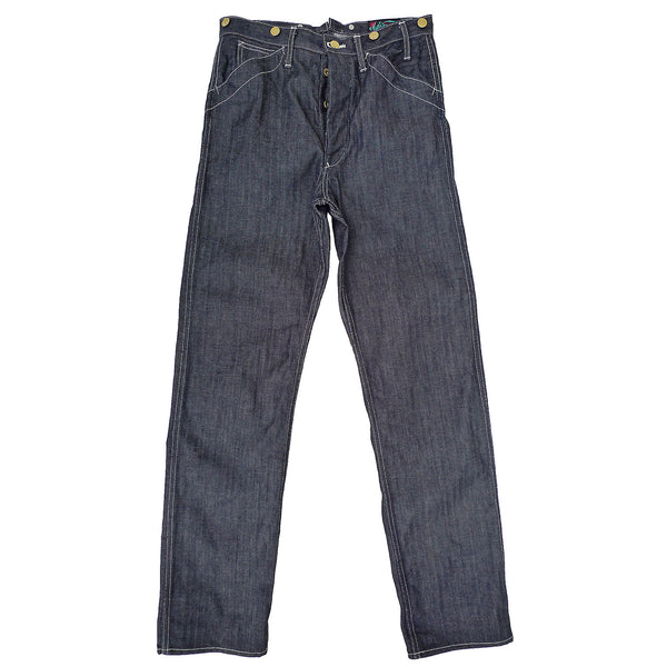 McKarsten Trousers - HBT Denim