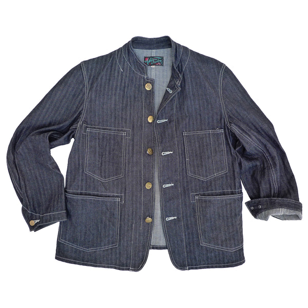 McKarsten Jacket - HBT Denim