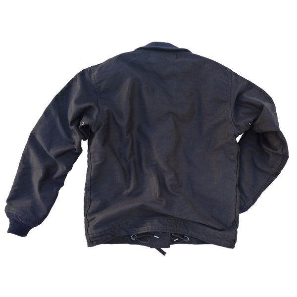 N-1H Deck Jacket - Black