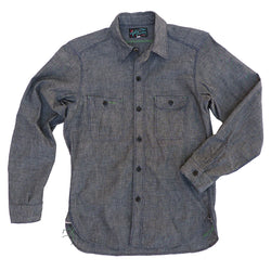 Nixon Shirt - Black Chambray