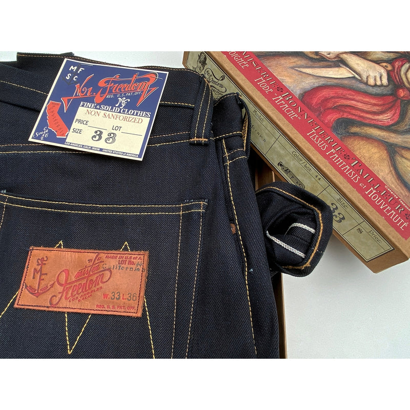 Californian Lot 44 - P21i Denim