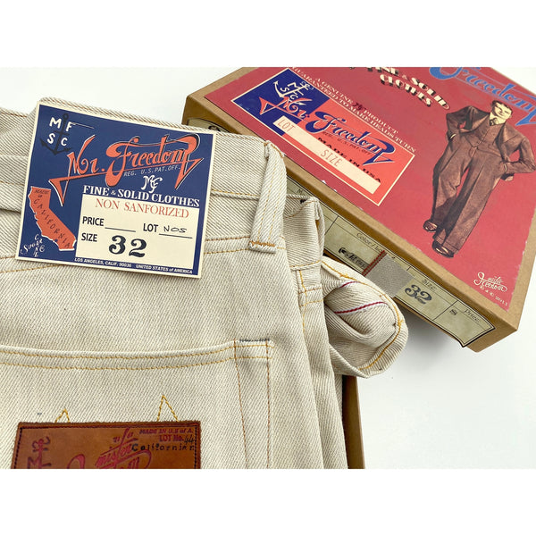 Californian Lot 44 - P34 Denim