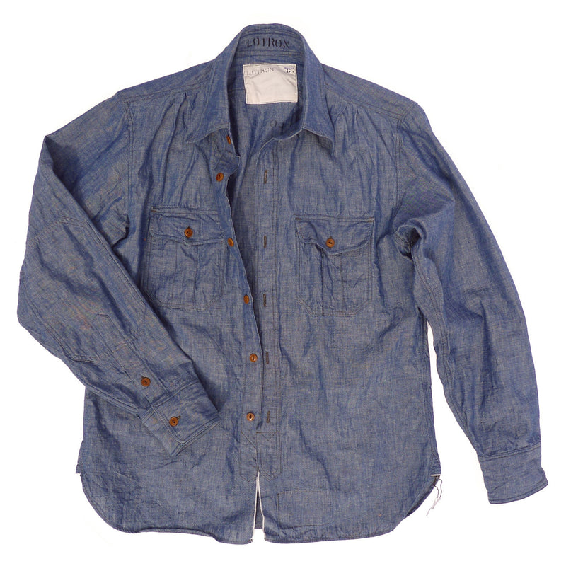 Patrol Shirt - Chambray