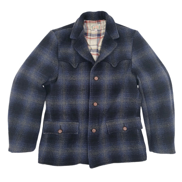 Pioneer Jacket - Wool Plaid