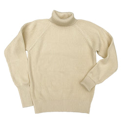 Privateer Rollneck Sweater An original hybrid mfsc pattern, inspired by casual sweaters and vintage nautical jumpers.