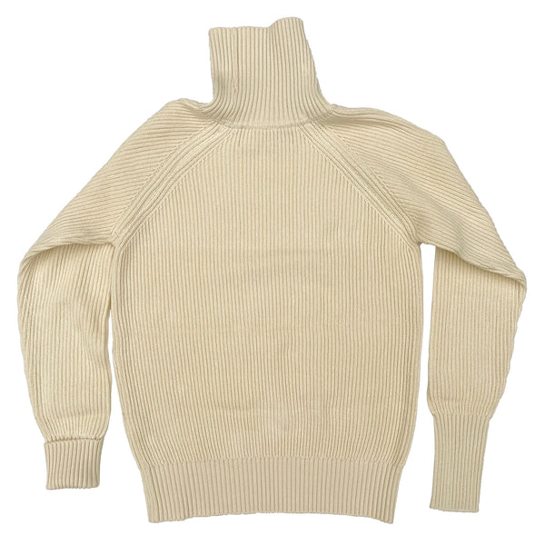 Privateer Roll-Neck - Ecru