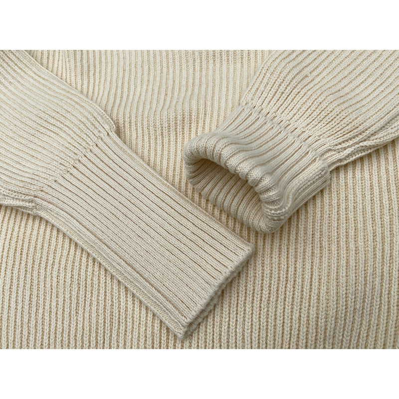 Privateer Rollneck Foldable extended and seamless ribbed cuffs